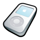 128x128 of iPod Video White