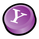 128x128 of Yahoo Messenger Alternate
