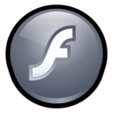 128x128 of Macromedia Flash Player