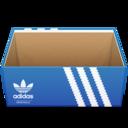 Adidas shoe box