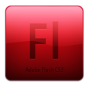 128x128 of Fl CS3 Icon (clean)