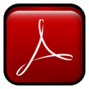 128x128 of Adobe Acrobat Reader