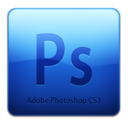 Adobe Photoshop CS3 Icon (clean)