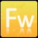 128x128 of Adobe Fireworks CS3
