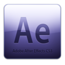 Adobe After Effects CS3 Icon (clean)