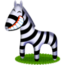 128x128 of Zebra