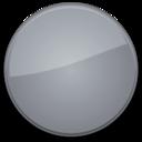 Blank Badge Grey