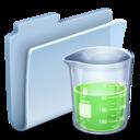 Experiments Folder Badged