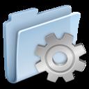 Gear Folder Badged