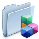 Icon Folder Badged