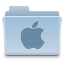 128x128 of Apple Folder