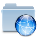 iDisk Folder Badged