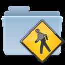 Public Folder Badged