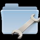 Utilities Folder Badged