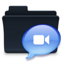 128x128 of Chats Folder Badged