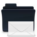 Mail Folder Badged