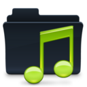 Music Folder Badged