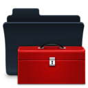Toolbox Folder Badged