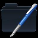 Vectors Folder Badged