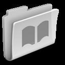 Library Folder Grey