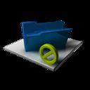 Blue Folder Inactive