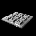 128x128 of Calculator Blocked