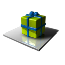 128x128 of Gift Cube