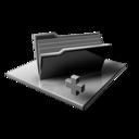 Silver Folder Add File