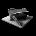 Silver Folder Edit Files