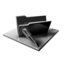 Silver Folder Edit