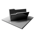 Silver Folder