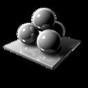 Spheres Silver