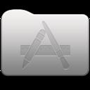 128x128 of Aluminum folder   Applications