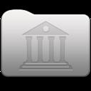 Aluminum folder   library