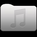 Aluminum folder   Music