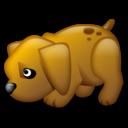 128x128 of Dog