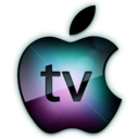 128x128 of Apple TV Logo