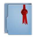 Aquave Wax Seal Folder 256x256