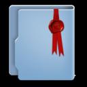Aquave Wax Seal Folder