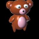 128x128 of Bear