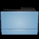 Folder blue (Leopard)