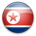 128x128 of North Korea