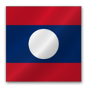 128x128 of Laos flag