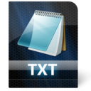 128x128 of Txt File