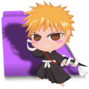 Bleach Chibi Ichigo folder