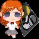 Bleach Chibi Inoue Drive