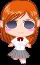 Bleach Chibi Nr  11 Inoue by rukichen