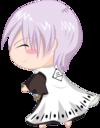 bleach Chibi Nr  8 Ichimaru by rukichen