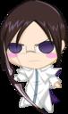 Bleach Chibi Nr  9 Ishida by rukichen