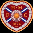128x128 of Hearts FC
